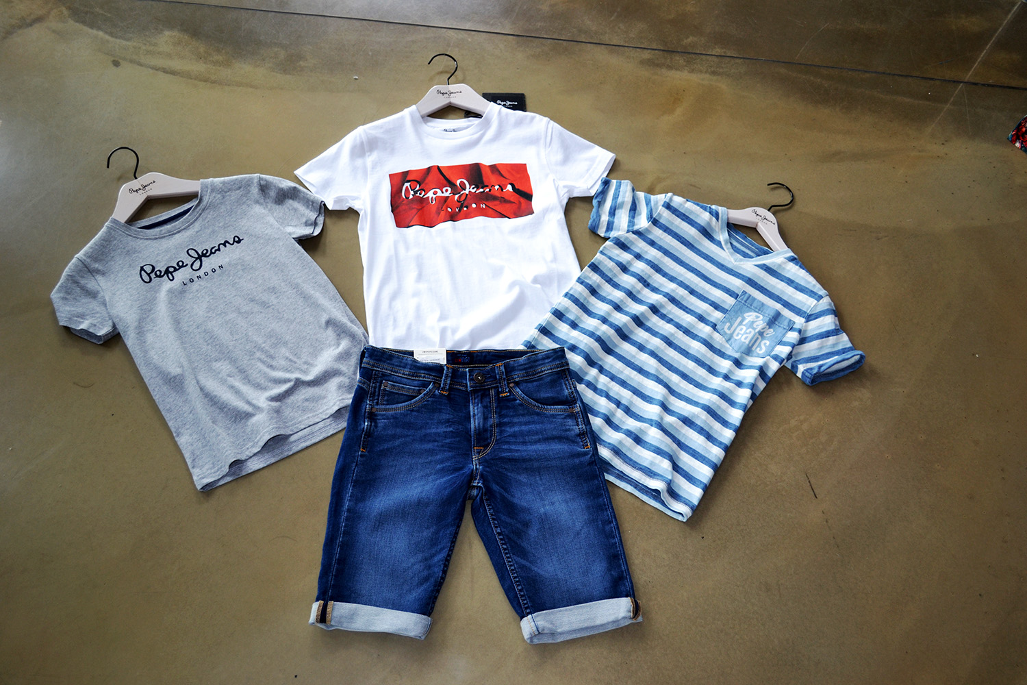 Pepe Jeans neues Sortiment 2